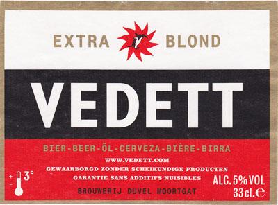 Variantes 193 : Brouwerij Moortgat - Duvel (8)