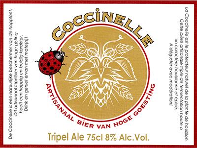 Afbeeldingsresultaat voor coccinelle bier